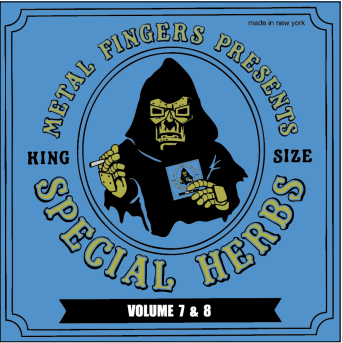 "MF DOOM ""Special Herbs Vol. 7 & 8"""
