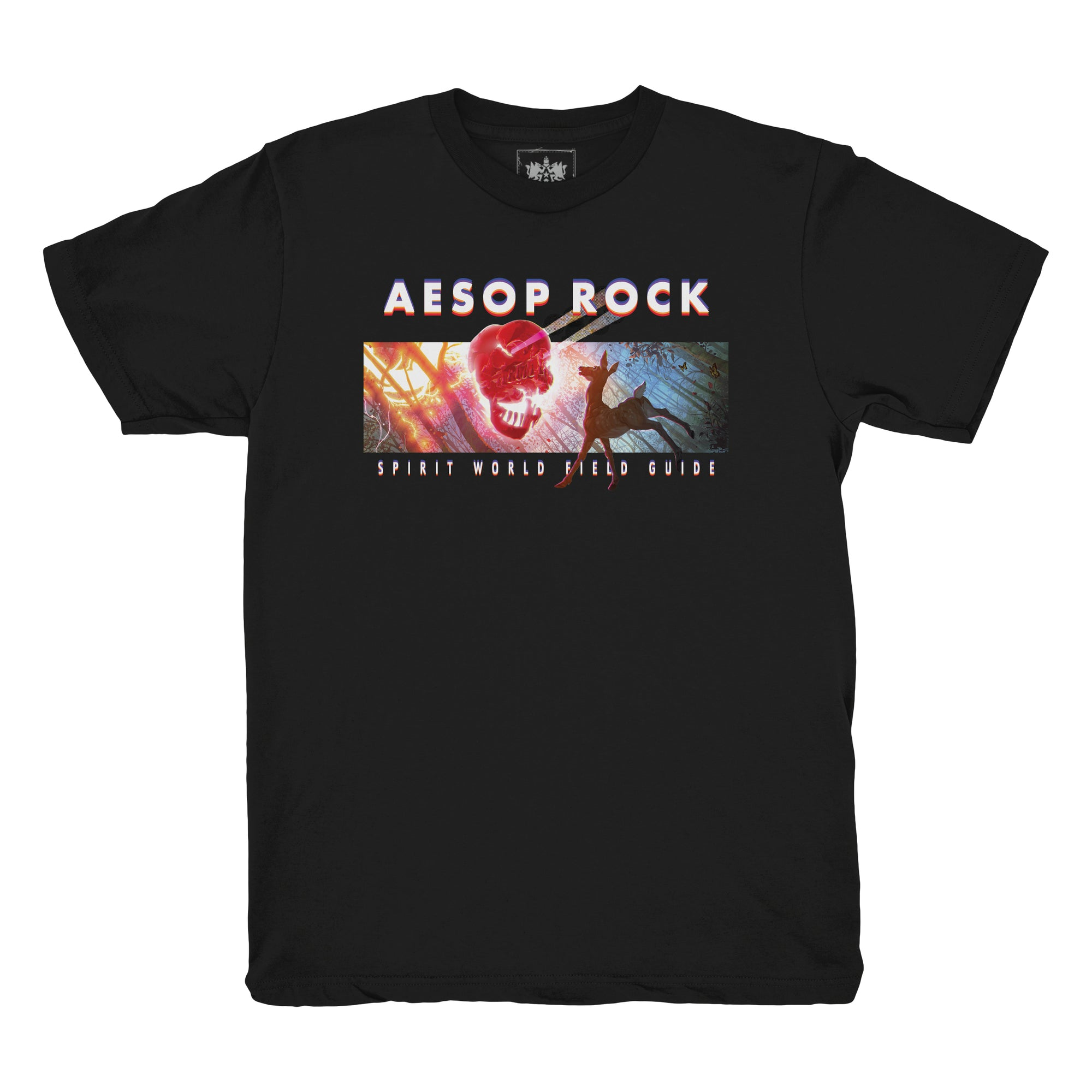 "Aesop Rock ""SWFG"" Black Shirt"