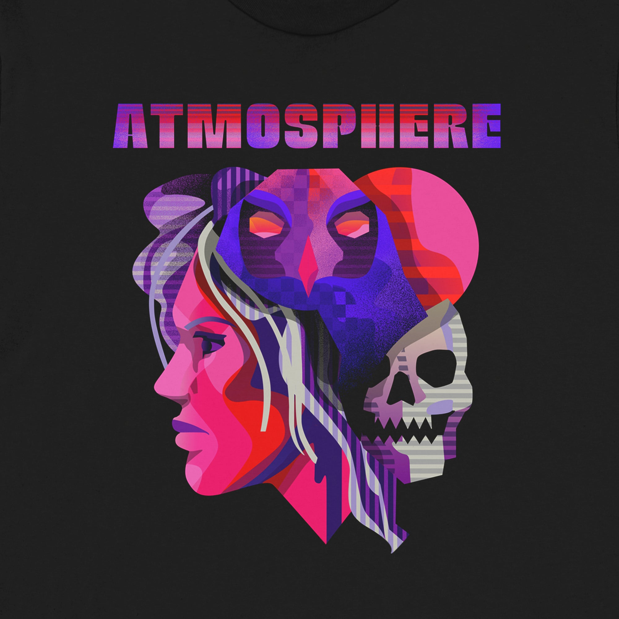 "Atmosphere ""TDBH"" Long Sleeve Shirt [Pre-order]"