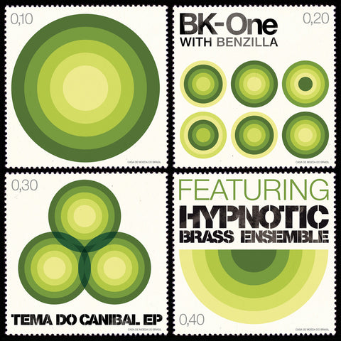 "BK One with Benzilla ""Tema Do Canibal EP"""