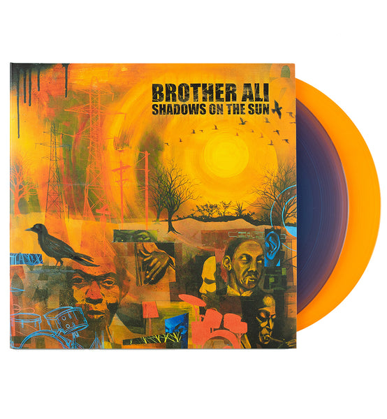"Brother Ali ""Shadows On The Sun"" Vinyl"