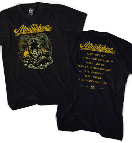 "Atmosphere ""Welcome to Colorado 2017"" Shirt"