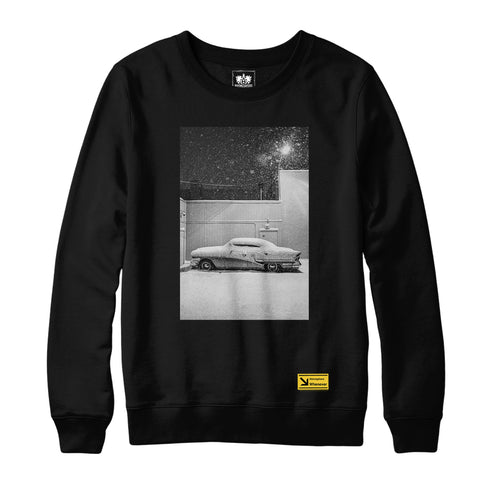 "Atmosphere ""Whatever"" Crewneck Sweatshirt [Pre-order]"