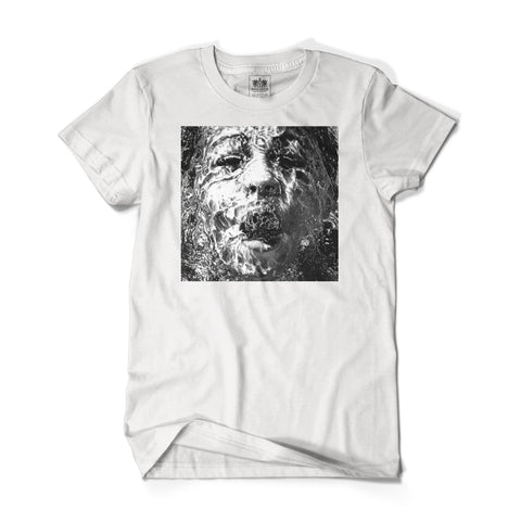 "Brother Ali ""Secrets & Escapes"" White T-Shirt [Pre-order]"