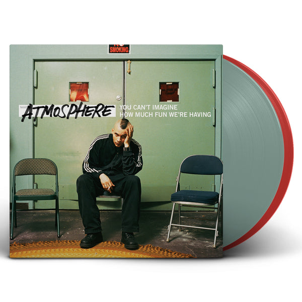 "Atmosphere ""You Can't Imagine How Much Fun We're Having (10 Yr Anniversary Edition)"" 4xLP"