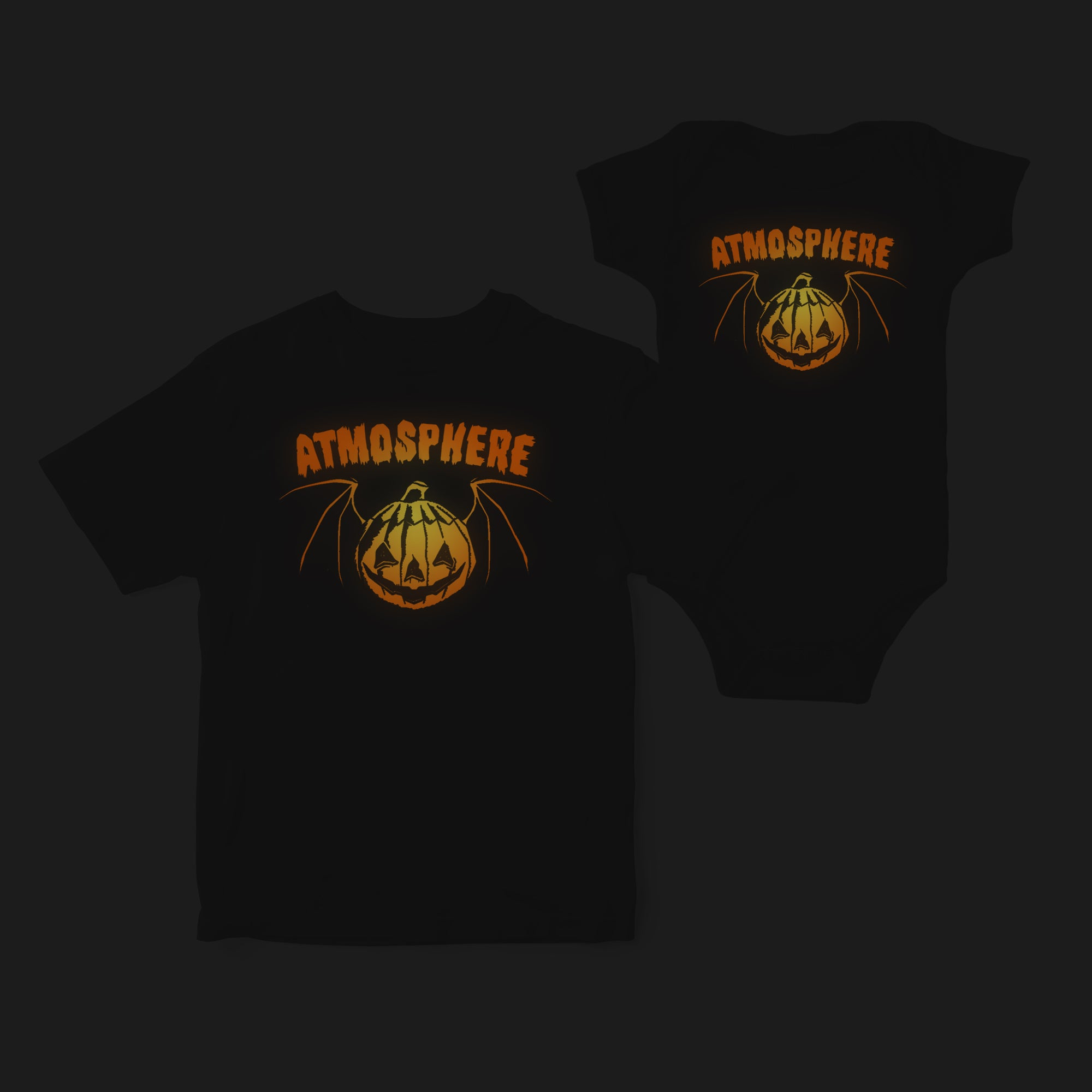 "Atmosphere ""Pumpkin"" Glow-In-The-Dark Youth"