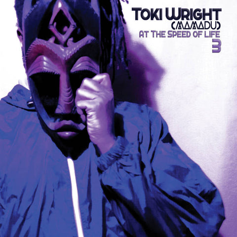 "Toki Wright ""At The Speed of Life 3"" CD"