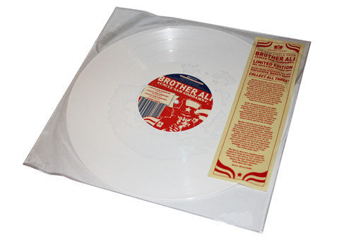 "Brother Ali ""Uncle Sam Goddamn"" Vinyl"