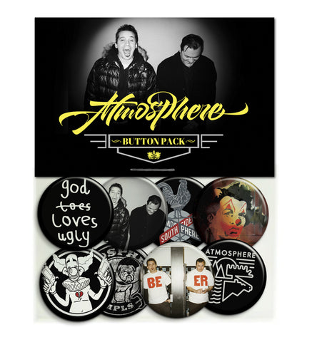 Atmosphere Button Pack