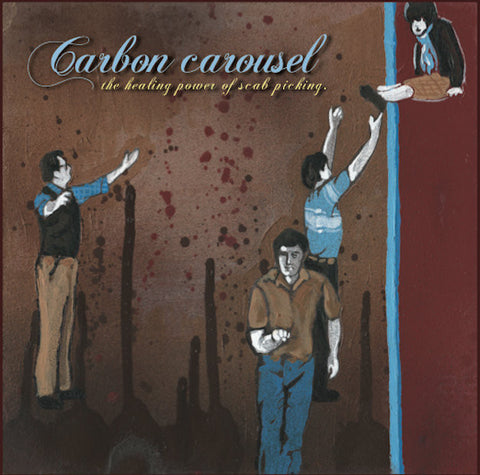 "Carbon Carousel ""The Some Of All Things"" CD"