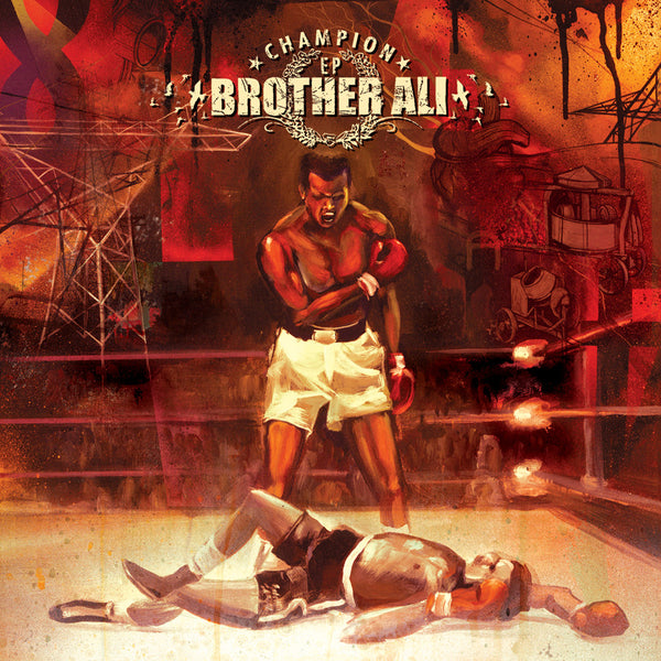 "Brother Ali ""Champion EP"""
