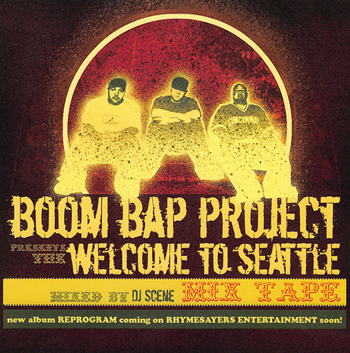 "Boom Bap Project ""Reprogram"""