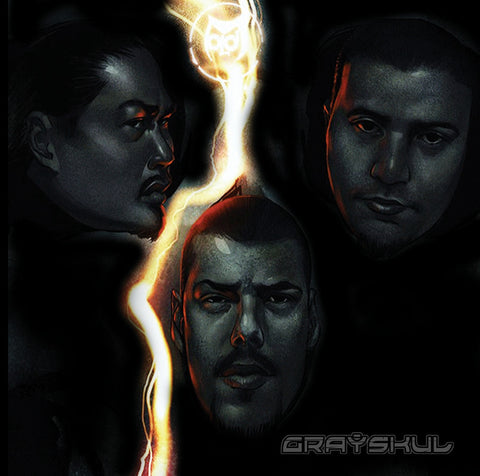 "Grayskul ""Deadlivers"""