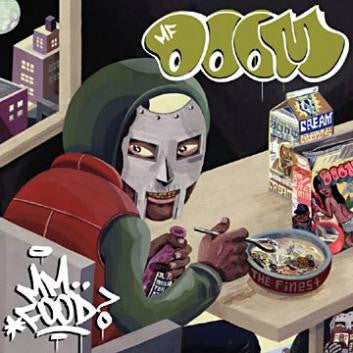 "MF Doom ""Mm..Food: Original"" CD + MP3"