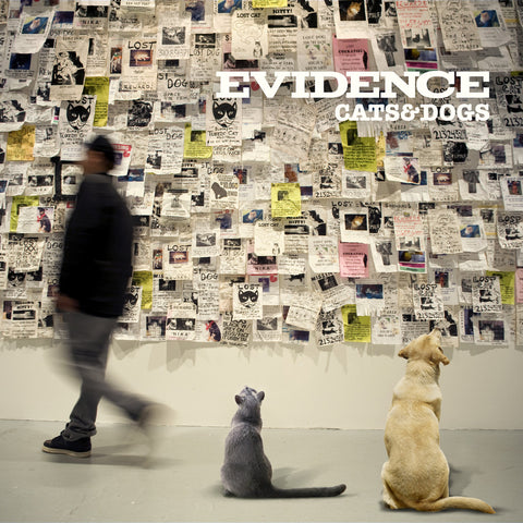 "Evidence ""Cats & Dogs"""
