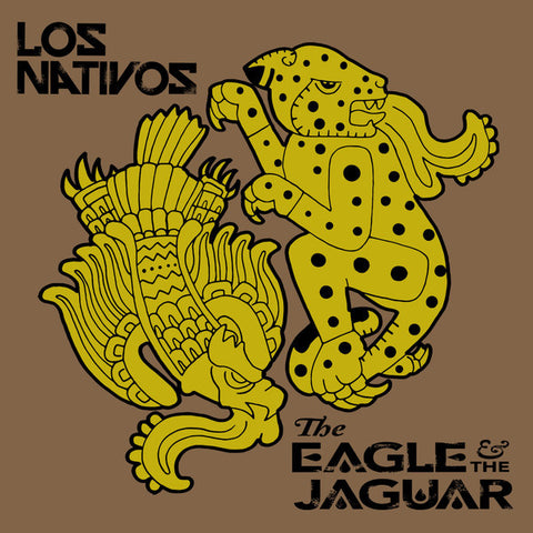"Los Nativos ""The Eagle & the Jaguar"" (CD)"