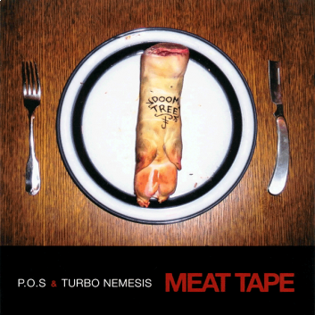 "P.O.S ""Meat Tape"" CD"