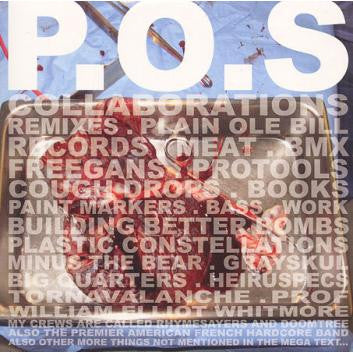 "P.O.S ""Meat Tape: Vol 2"" CD"