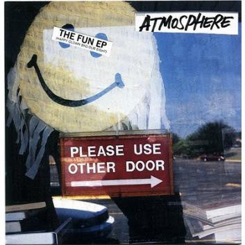 "Atmosphere ""The Fun EP: Happy Clown 8"" CD + MP3"