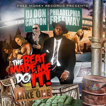 "Freeway & Jake One ""The Beat Made Me Do It"" CD"