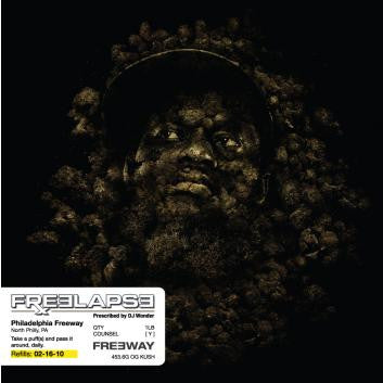 "Freeway ""Freelapse"" CD"