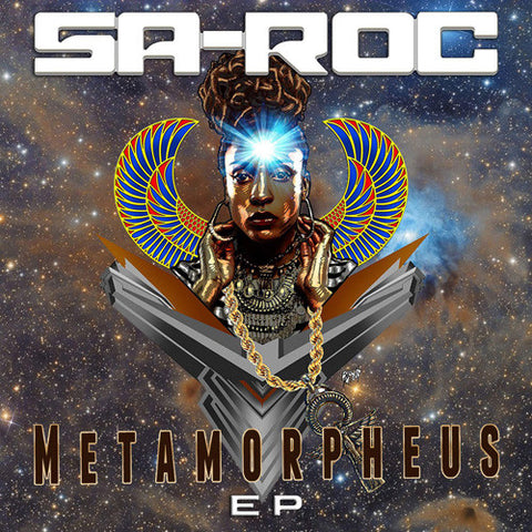 "Sa-Roc ""Metamorpheus EP"" CD"