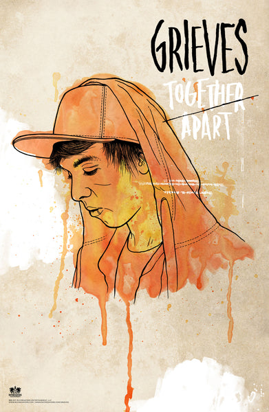 "Grieves ""Together/Apart"" Poster"