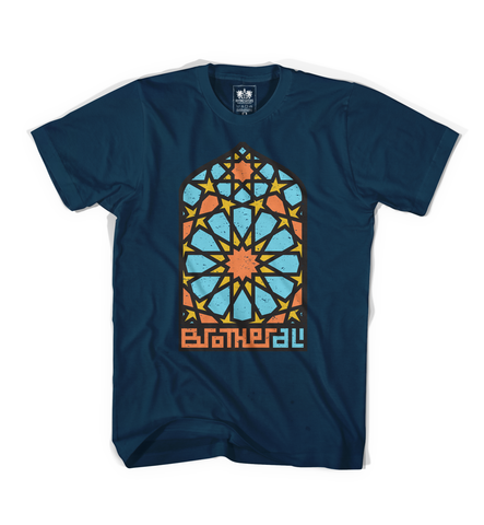 "Brother Ali ""Geometric"" Shirt"