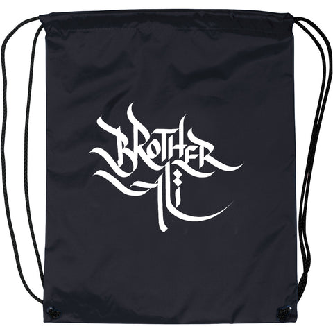 "Brother Ali ""Own Light""Cinch Bag"