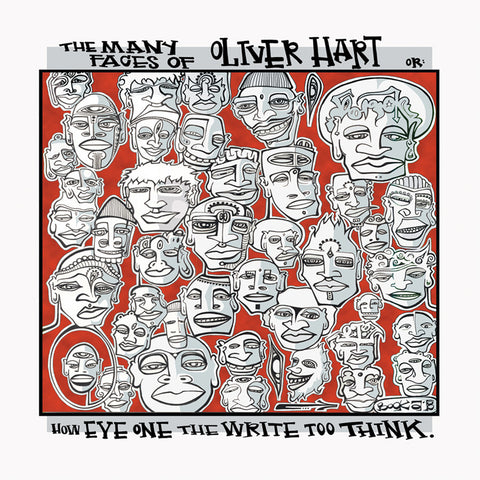 "Oliver Hart ""The Many Faces Of Oliver Hart"" CD"