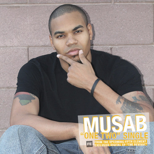 "Musab ""One Two"" Digital Single"