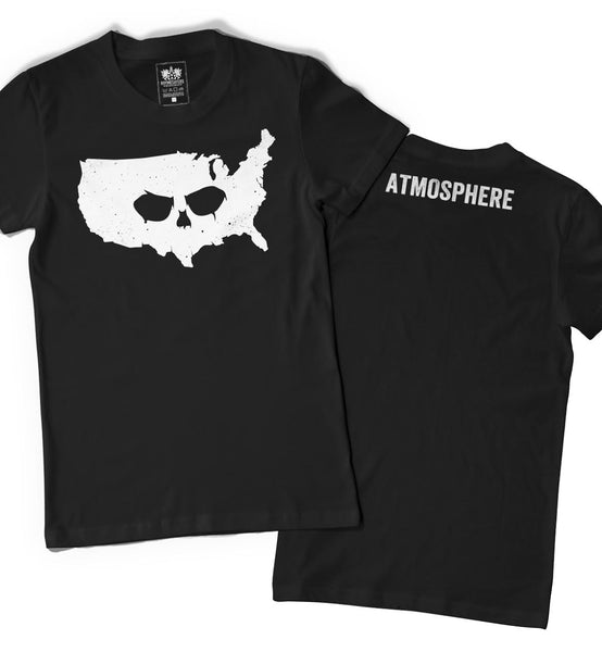 "Atmosphere ""Skullmosphere"" Shirt"