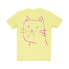 "Prof ""Cat"" Yellow Shirt"