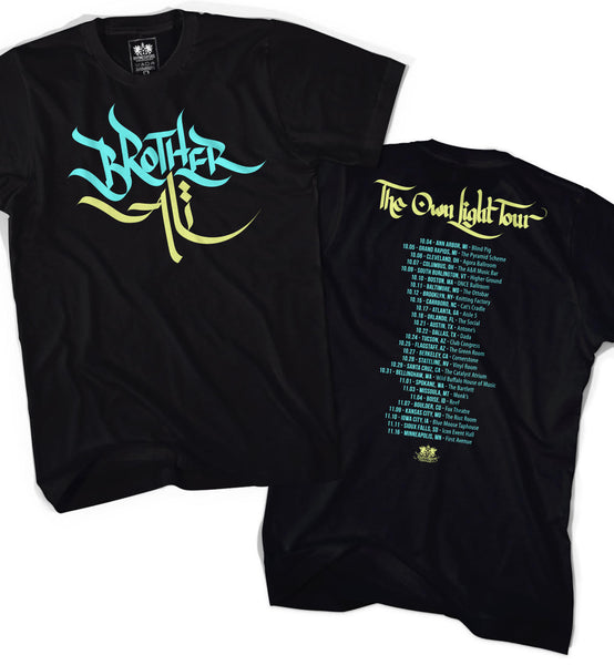 "Brother Ali ""Own Light Tour"" Shirt"