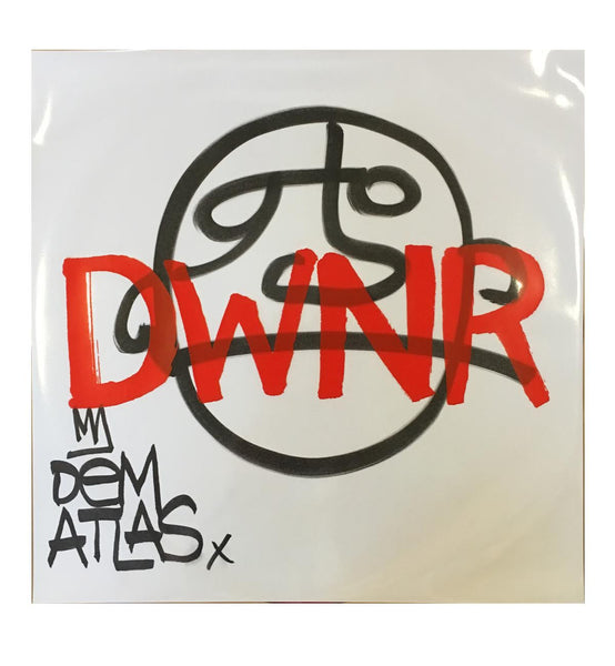 "deM atlaS ""DWNR"" (Colored Vinyl LP)"