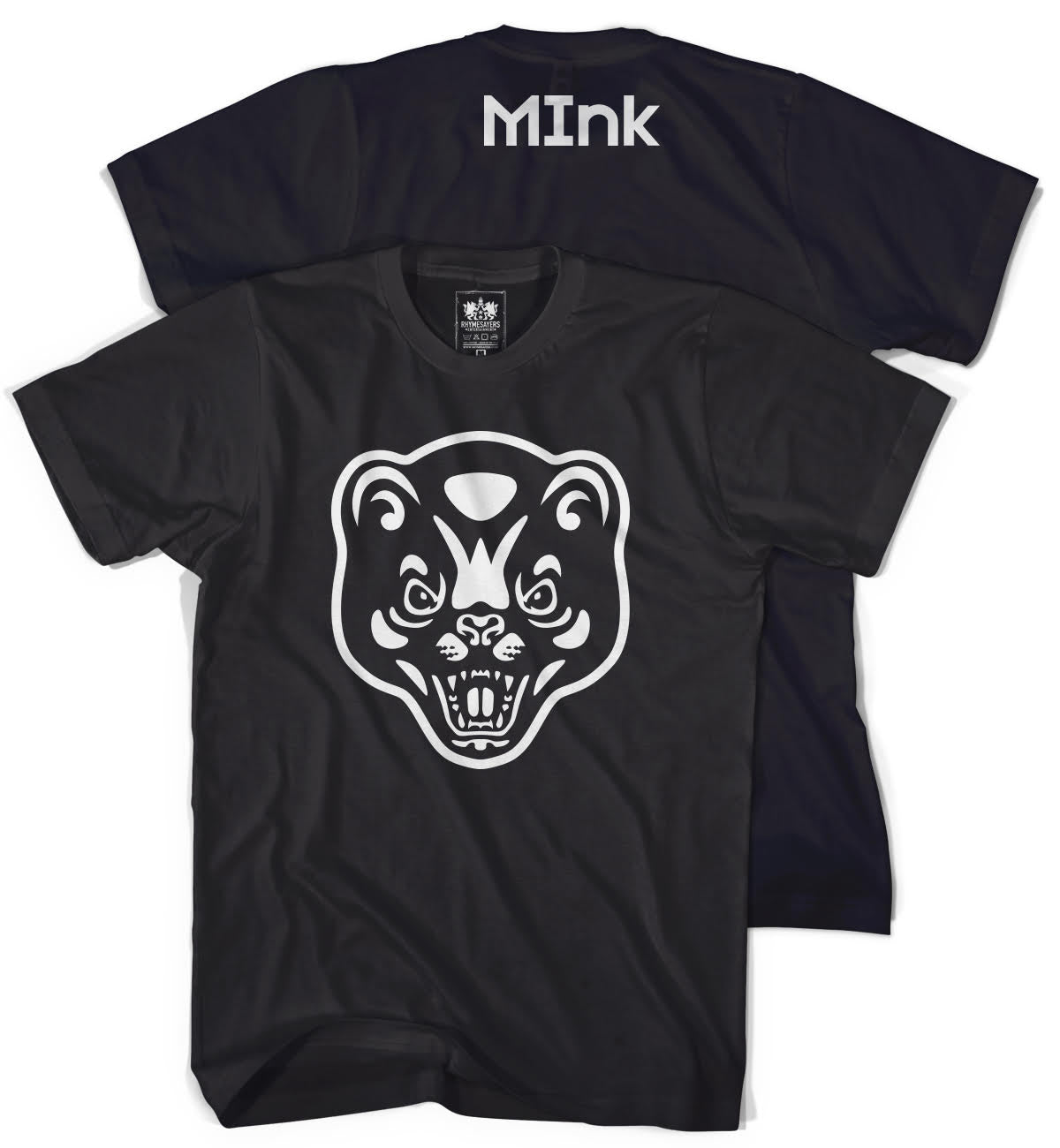 "MInk (Musab & Ink Well) ""Logo"" Shirt"