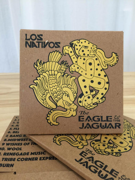 "Los Nativos ""The Eagle & the Jaguar"""