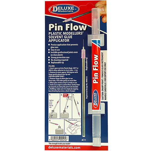 Pin Flow Applicator