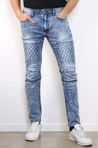 Snail Fish Denim Jeans