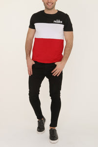 3 Layer Styled T-Shirt