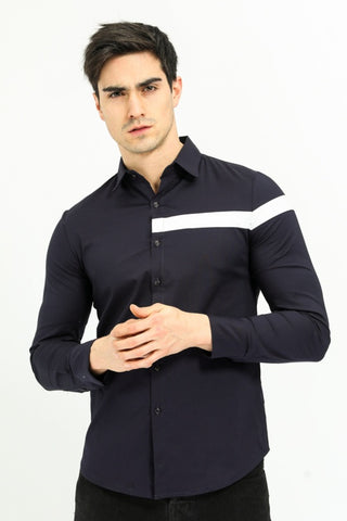 Marine Formal Dress Shirt