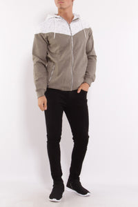 Men's Two Style Hoodie