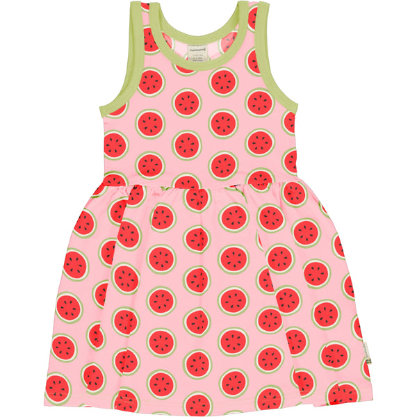 Maxomorra Summer B 2020 Dress Spin NS WATERMELON sale