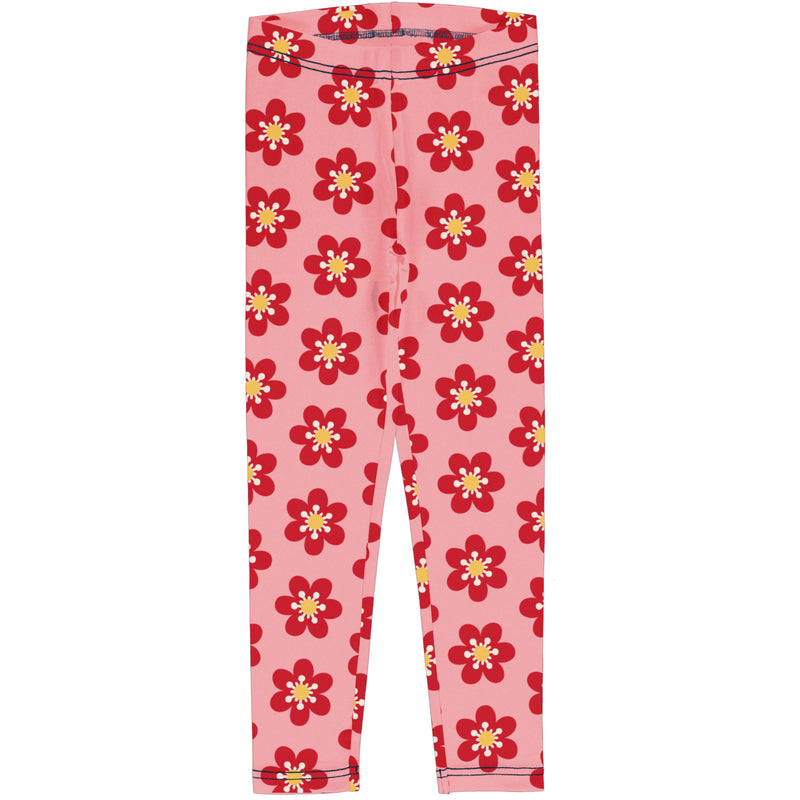 Maxomorra Winter 2020 Leggings ANEMONE