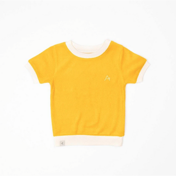 Alba SS21 Vesta T-shirt Old Gold