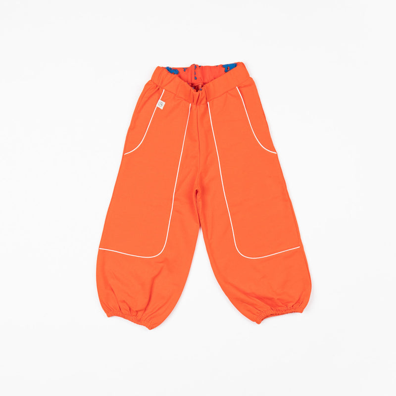 Alba of Denmark Hobo Baggy Pants Spicy Orange sale