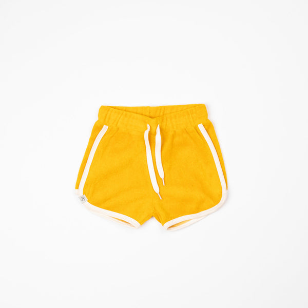 Alba SS21 Jasmin Shorts Old Gold