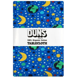 DUNS Sweden Winter Mother Earth Blue Tablecloth