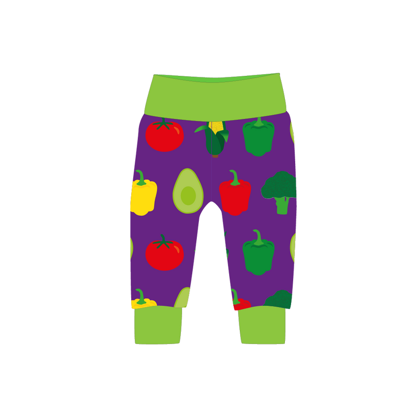 Pikolo Five a day cuff trousers