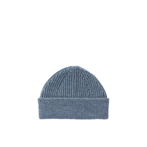 Beanie Short - Light Indigo